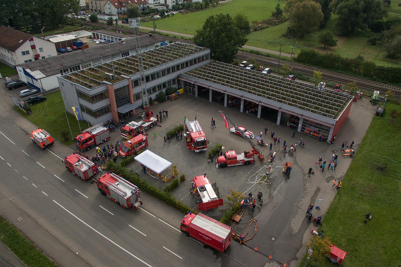 Veranstaltungsbegleitung bei der Freiwilligen Feuerwehr Remshalden.