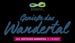 Logo: Deutscher Wandertag 2022